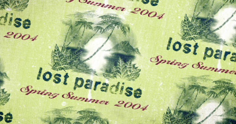 """Diesel """"Lost Paradise"""""""